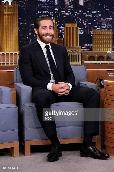 Actor Jake Gyllenhaal on July 21 2015