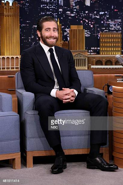 Actor Jake Gyllenhaal on July 21 2015