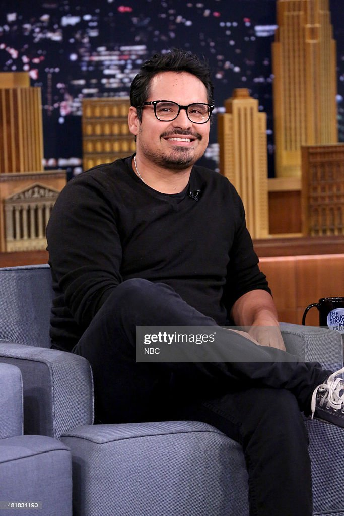 Actor Michael Pena on July 24 2015