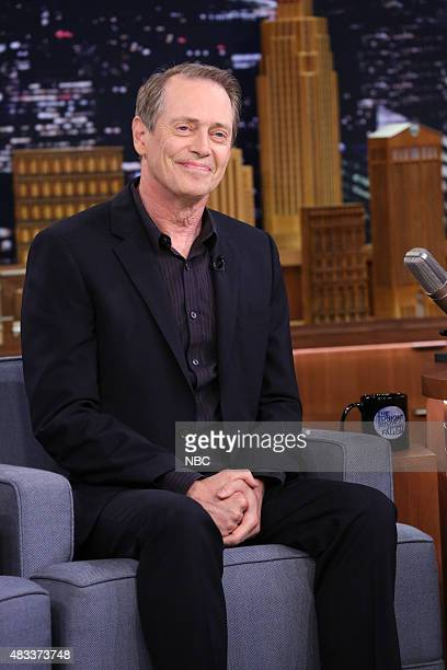 Actor Steve Buscemi on August 7 2015