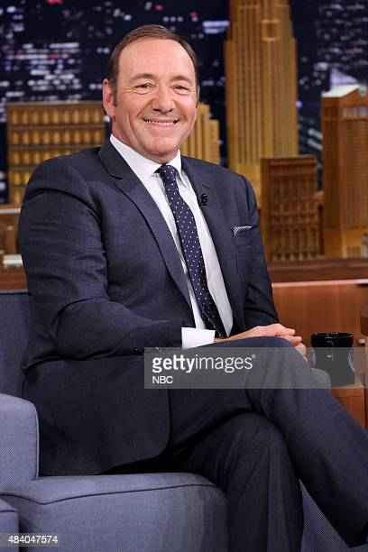 Actor Kevin Spacey on August 14 2015