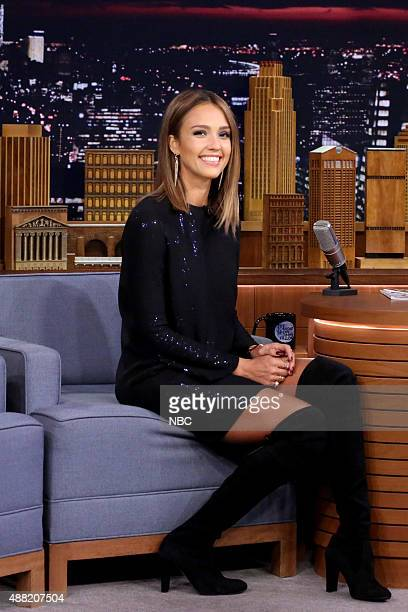 Actress Jessica Alba on September 14 2015