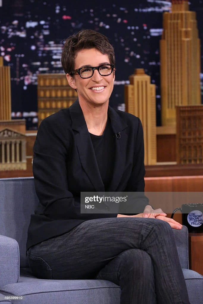 "NBC's ""The Tonight Show Starring Jimmy Fallon"" with guests Bryan Cranston, Rachel Maddow, Andrea Bocelli"