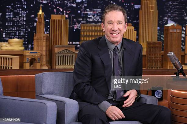 Actor Tim Allen on November 24 2015