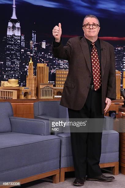 Actor Nathan Lane on November 25 2015