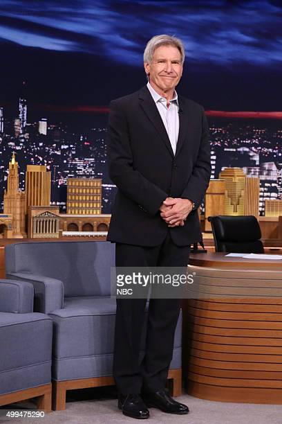 Actor Harrison Ford on December 1 2015