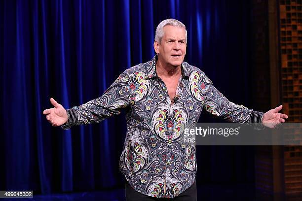 Comedian Lenny Clarke performs on December 2 2015