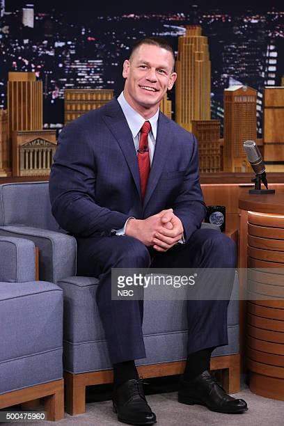 Actor John Cena on December 8 2015