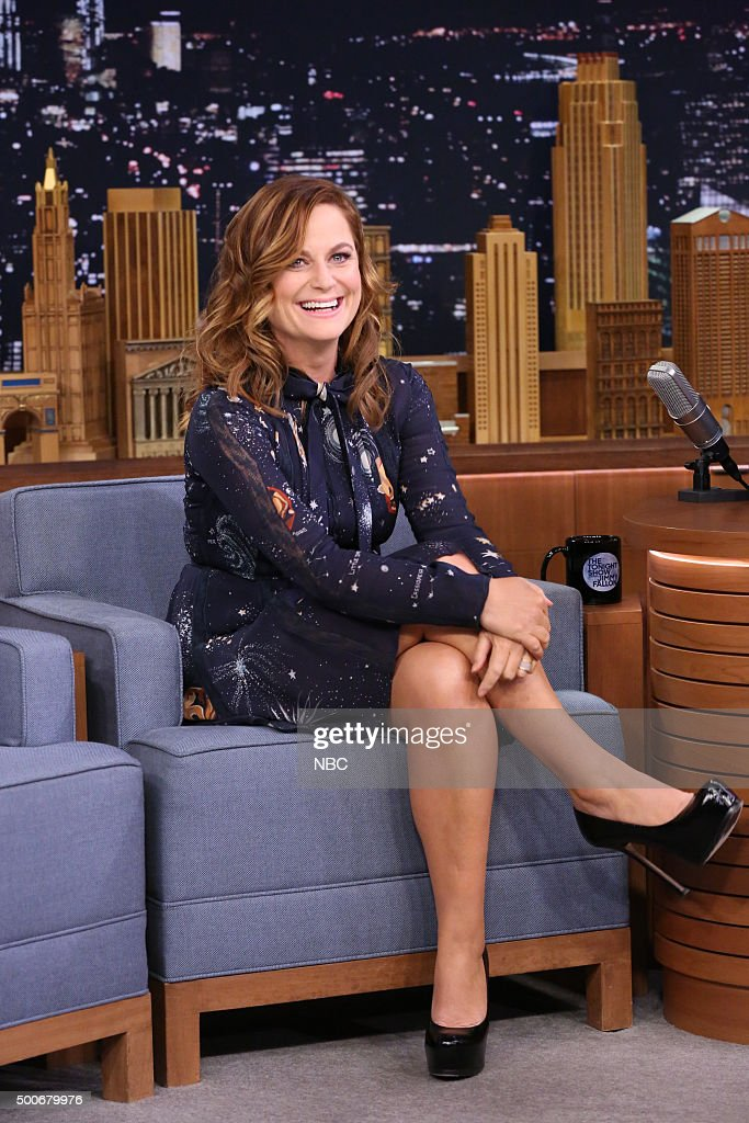 "NBC's ""The Tonight Show Starring Jimmy Fallon"" with guests Amy Poehler, Kevin Nealon"