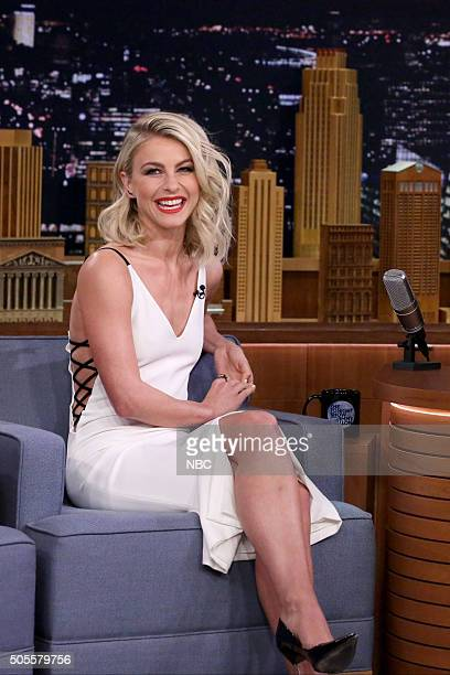Actress Julianne Hough on January 18 2016