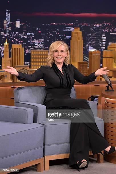 Comedian Chelsea Handler on January 19 2016