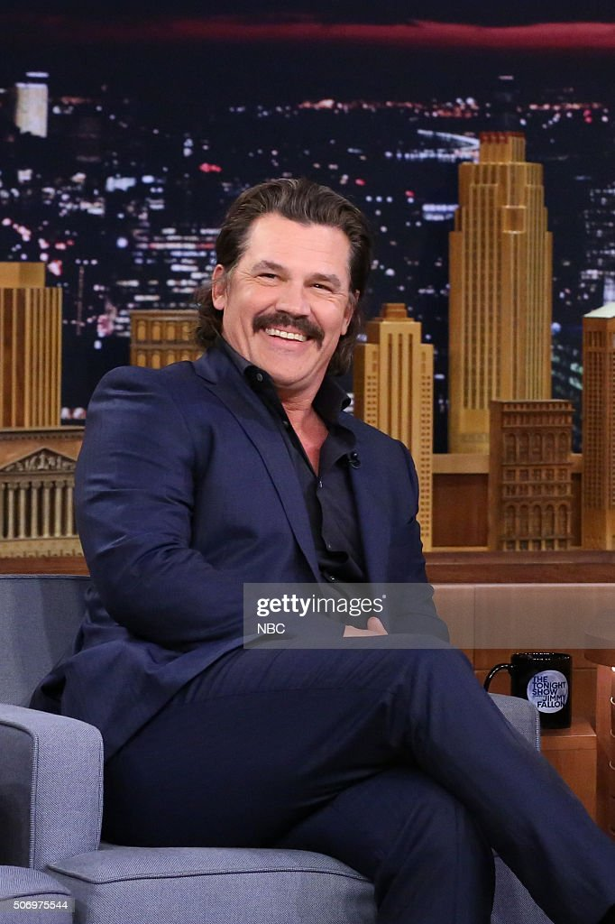 "NBC's ""The Tonight Show Starring Jimmy Fallon"" with guests Josh Brolin, Kate McKinnon, Billy Ocean"