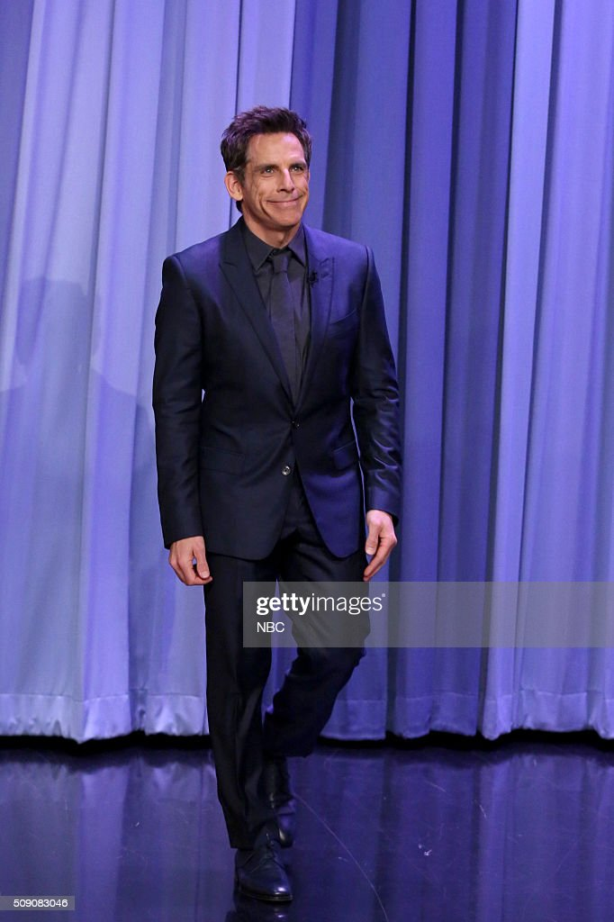 Actor <a gi-track='captionPersonalityLinkClicked' href=/galleries/search?phrase=Ben+Stiller&family=editorial&specificpeople=201806 ng-click='$event.stopPropagation()'>Ben Stiller</a> arrives on February 8, 2016 --