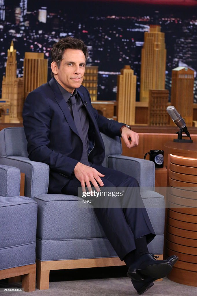 Actor <a gi-track='captionPersonalityLinkClicked' href=/galleries/search?phrase=Ben+Stiller&family=editorial&specificpeople=201806 ng-click='$event.stopPropagation()'>Ben Stiller</a> on February 8, 2016 --
