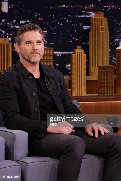 Actor Eric Bana on April 26 2016