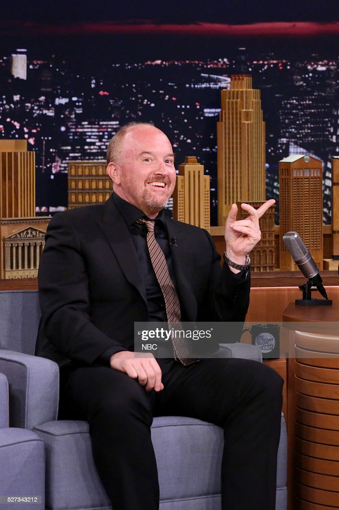 Comedian Louis CK on May 2 2016