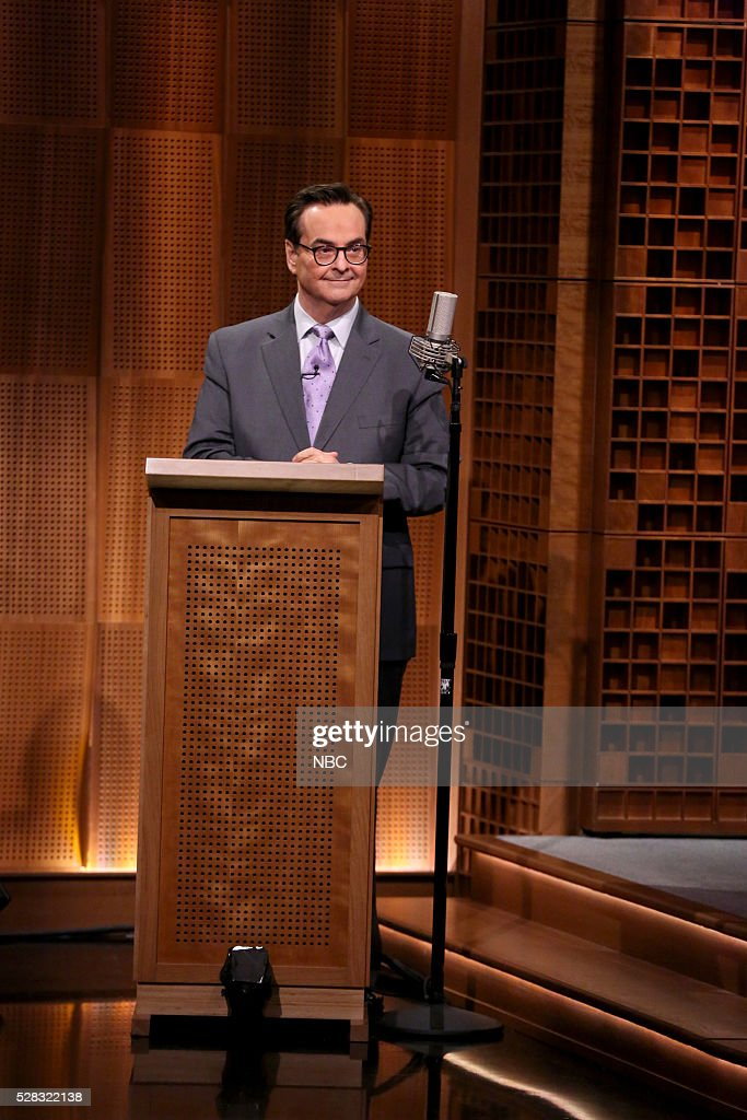 Announcer Steve Higgins on May 4, 2016 --