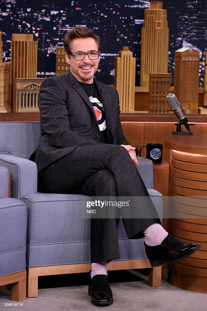 "NBC's ""The Tonight Show Starring Jimmy Fallon"" with guests Robert Downey Jr., Amy Sedaris, Chance the Rapper"