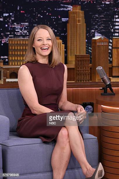 Actress Jodie Foster on May 9 2016