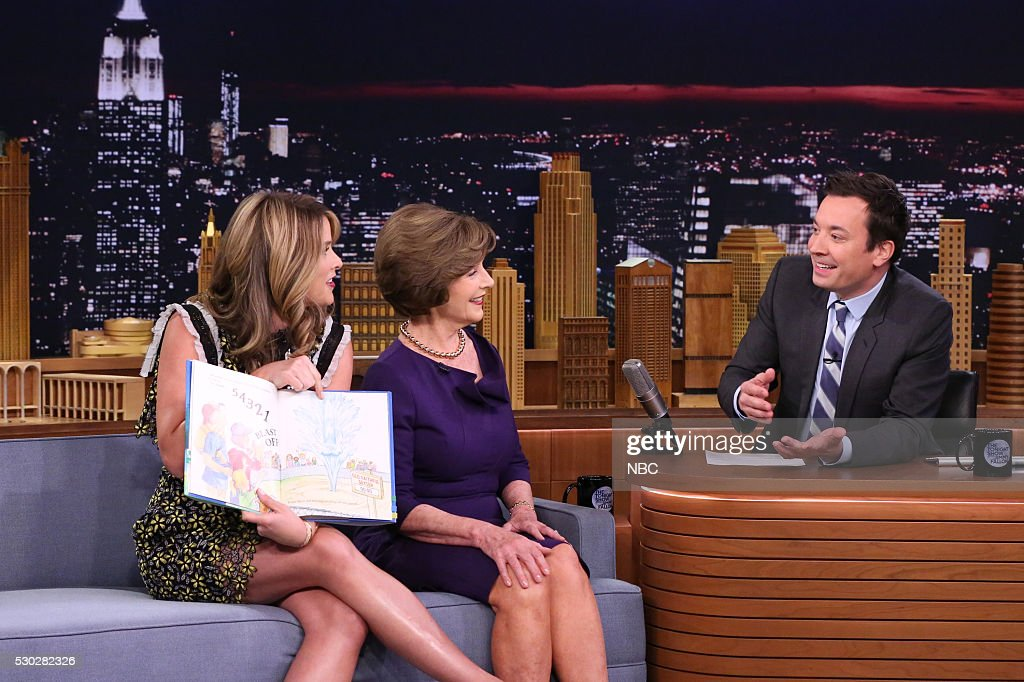 """Nbc's """"the tonight show starring jimmy fallon"""" with guests david ..."""