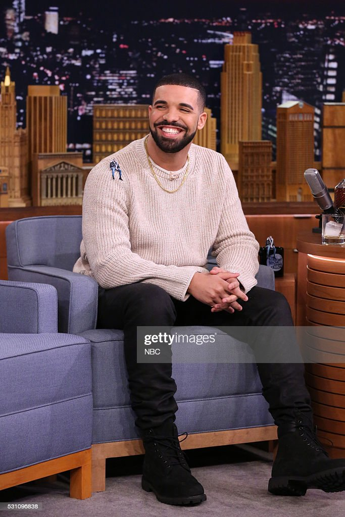"NBC's ""The Tonight Show Starring Jimmy Fallon"" with guests Drake, Megan Kelly, Meghan Trainor"