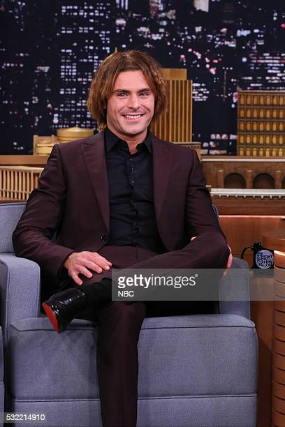 Actor Zac Efron on May 18 2016