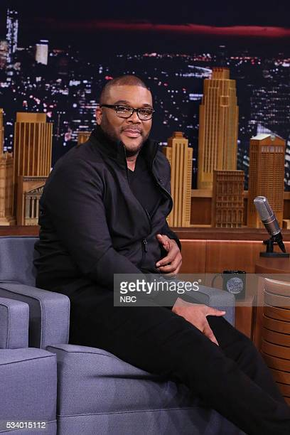 Actor Tyler Perry on May 24 2016