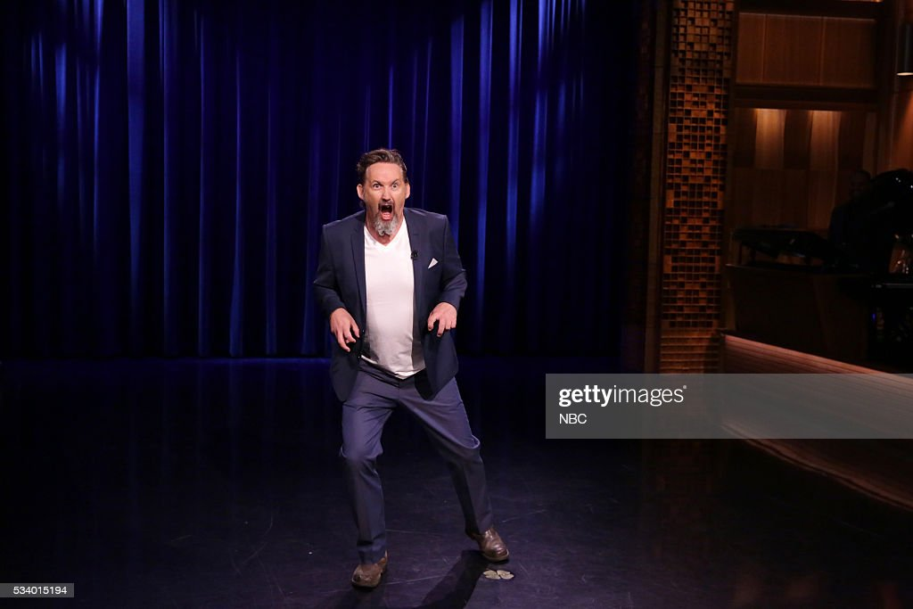 """NBC's """"The Tonight Show Starring Jimmy Fallon"""" with guests Tyler Perry, Dave Franco, Harland Williams"""