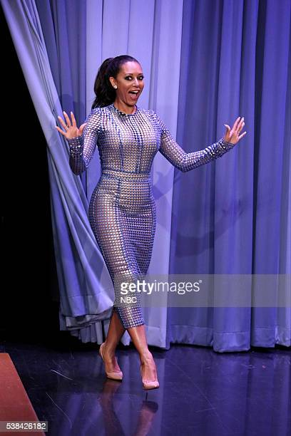 Television personality Mel B on June 6 2016