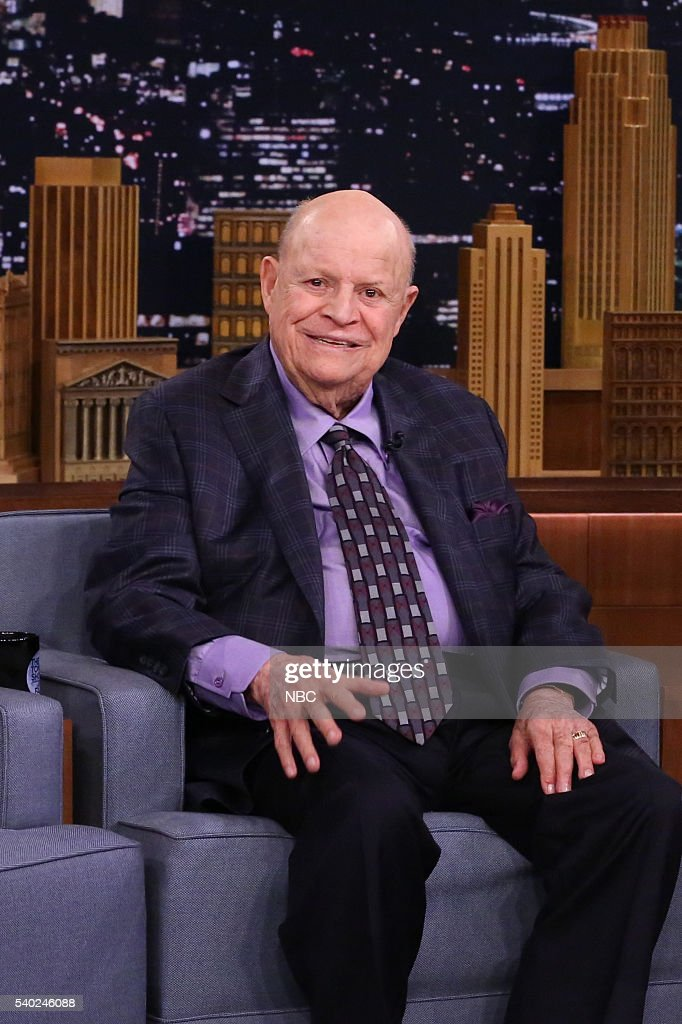 Don Rickles on June 14, 2016 --