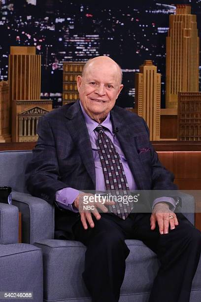 Don Rickles on June 14 2016