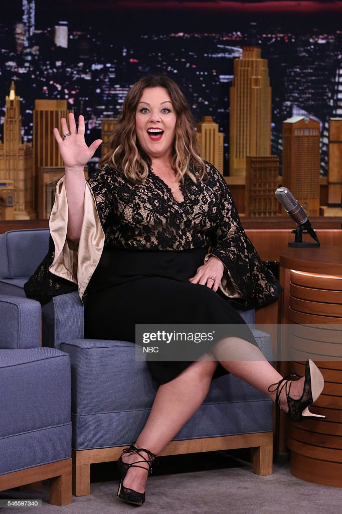 Actress Melissa McCarthy on July 12 2016