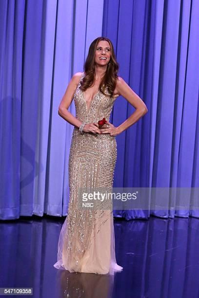 Actress Kristen Wiig arrives on July 13 2016