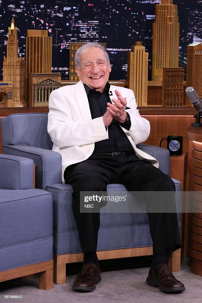 "NBC's ""The Tonight Show Starring Jimmy Fallon"" with guests Mel Brooks, Rita Ora, Banks & Steelz"