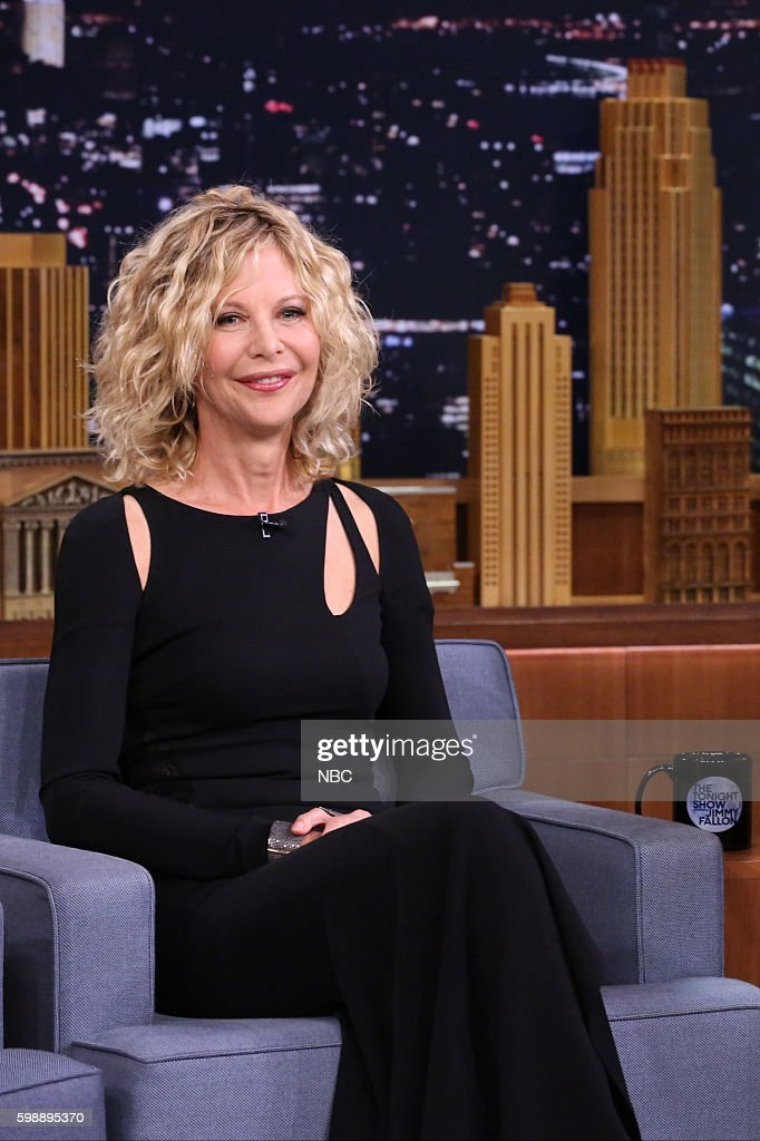 "NBC's ""The Tonight Show Starring Jimmy Fallon"" with guests Meg Ryan, Nick Kroll, John Mulaney, Dan White"