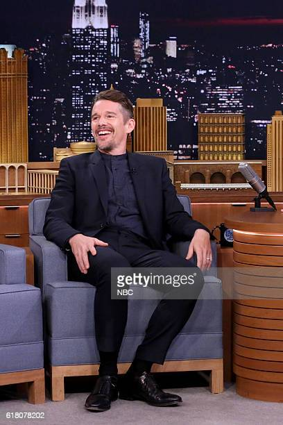 Actor Ethan Hawke on October 25 2016