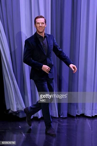 Actor Benedict Cumberbatch arrives on November 3 2016
