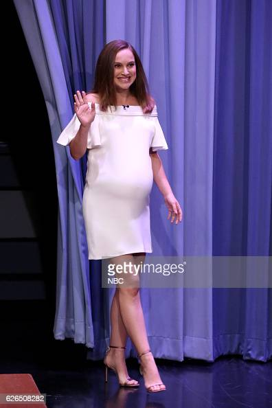 Actress Natalie Portman arrives on November 29 2016