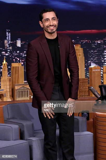 Actor Riz Ahmed arrives on December 07 2016