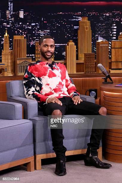 Rapper Big Sean on January 20 2017