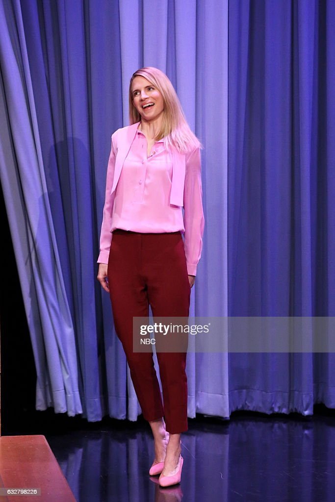 "NBC's ""The Tonight Show Starring Jimmy Fallon"" with guests Danny DeVito, Brit Marling, Ciro Ortiz, Jon Bellion"