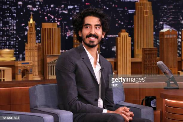Actor Dev Patel during an interview on February 8 2017