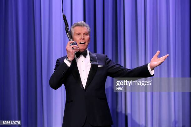 Ring announcer Michael Buffer during the 'Suggestion Box' sketch on March 15 2017