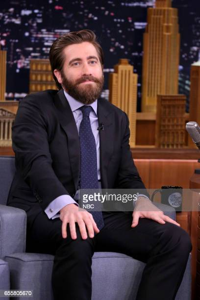 Actor Jake Gyllenhaal on March 20 2017