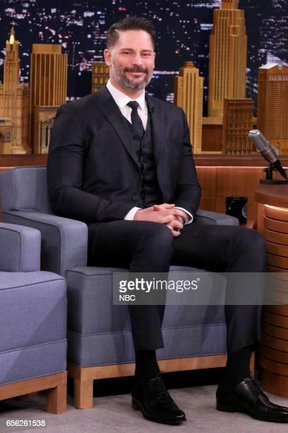 Actor Joe Manganiello on March 21 2017