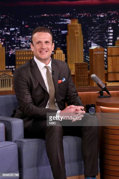 Actor Jason Segel on March 28 2017