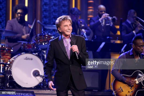 Musician Barry Manilow performs 'This Is My Town' on May 23 2017