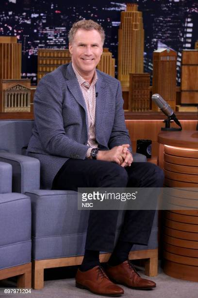Actor/Comedian Will Ferrell during an interview on June 19 2017