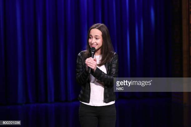 Comedian Ali Kolbert performs on June 23 2017