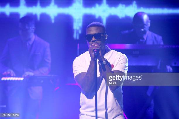 Singer Ray J performs 'Love Can Be' on June 26 2017